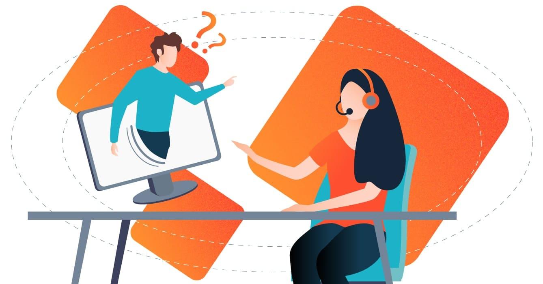 TIPS MENJADI CUSTOMER SERVICE YANG BAIK DAN HANDAL | Groedu Content  Marketing